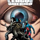 Justice League of America #12 Doug Mahnke Variant Cover [2017] VF/NM DC Comics