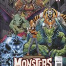 Monsters Unleashed #1 [2017] VF/NM Marvel Comics