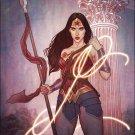 Wonder Woman #28 Jenny Frison Variant Cover [2017] VF/NM DC Comics