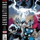 Generations: Unworthy Thor & Mighty Thor #1 [2017] VF/NM Marvel Comics