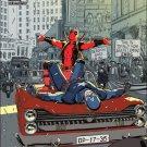 Deadpool #35 [2017] VF/NM Marvel Comics
