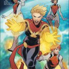 Mighty Captain Marvel #8 [2017] VF/NM Marvel Comics