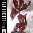 Generations: Iron Man & Ironheart #1 [2017] VF/NM Marvel Comics