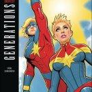 Generations: Captain Marvel & Captain Mar-Vell #1 [2017] VF/NM Marvel Comics