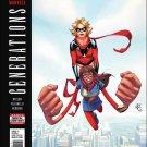 Generations: Ms. Marvel & Ms. Marvel #1 [2017] VF/NM Marvel Comics