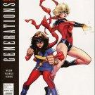 Generations: Ms. Marvel & Ms. Marvel #1 Olivier Coipel Variant Cover [2017] VF/NM Marvel Comics