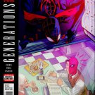 Generations: Miles Morales Spider-Man & Peter Parker Spider-Man #1 [2017] VF/NM Marvel Comics