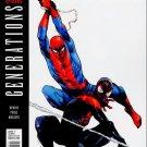 Generations: Miles Morales Spider-Man & Peter Parker Spider-Man #1 Variant [2017] VF/NM
