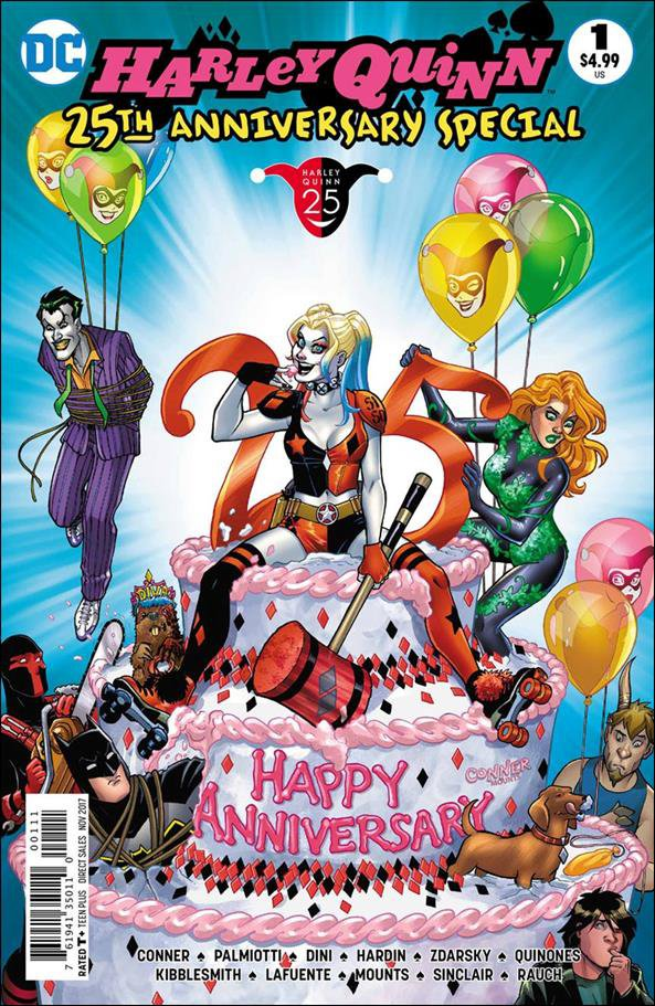 Harley Quinn 25th Anniversary Special #1 [2017] VF/NM DC Comics