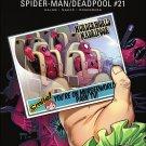 Spider-Man / Deadpool #21 [2017] VF/NM Marvel Comics