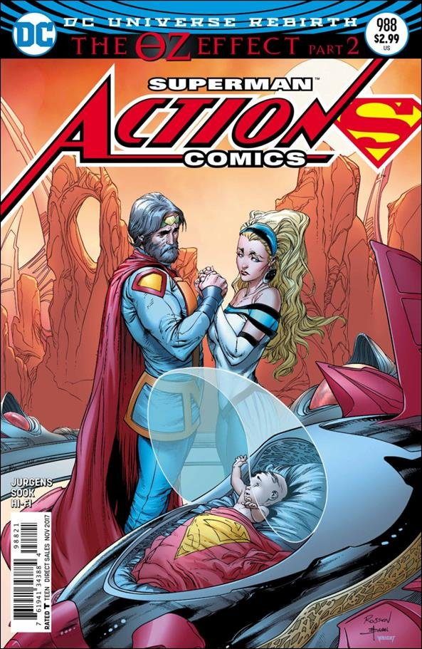 Action Comics #988 [2017] VF/NM DC Comics