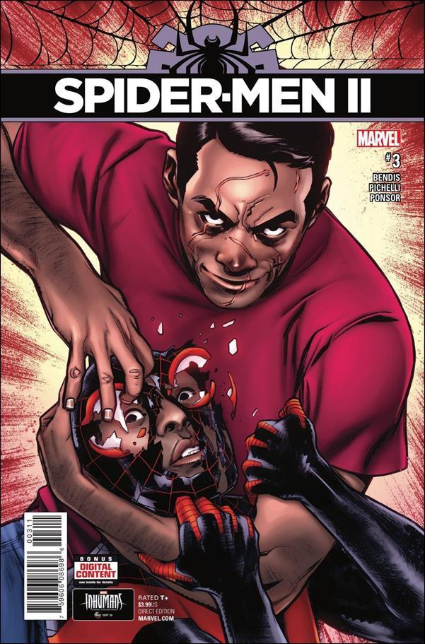Spider-Men II #3 of 5 [2017] VF/NM Marvel Comics