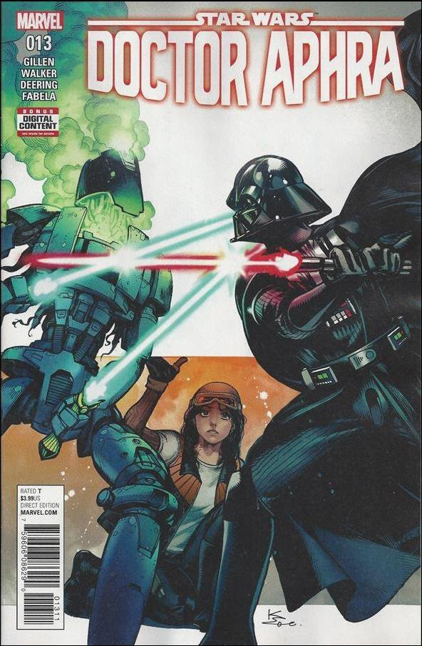 Doctor Aphra #13 [2017] VF/NM Marvel Comics