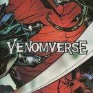 Venomverse #3 of 5 Elizabeth Torque Poison Variant Cover [2017] VF/NM Marvel Comics