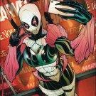 Venomverse #4 of 5 Elizabeth Torque Variant Cover [2017] VF/NM Marvel Comics