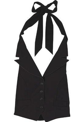 Levi's Black Vest