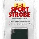 Mace Emergency Security Sports Strobe Personal Alarm 80238