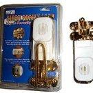 Hotel Style Siren Safety Lock 3704