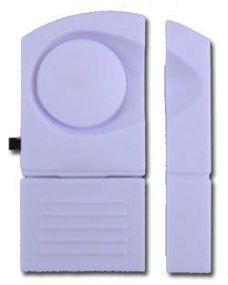 6 pc Lot of Mini Magnetic Contact Alarm MMCA