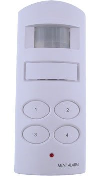 Streetwise Motion Activated Alarm with Keypad MAK20