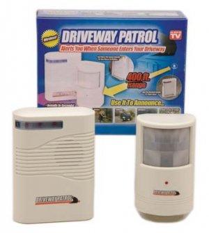 Driveway Patrol Alert DP