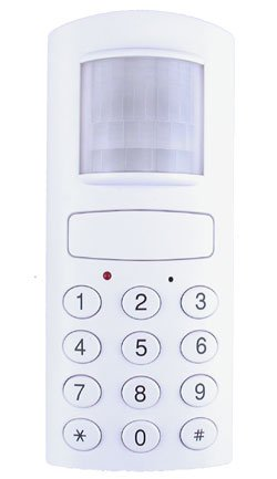 Streetwise Motion Activated Alarm with Auto Dialer MA80
