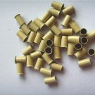I tip Micro Beads 1000 pcs BLONDE for hair extensions Copper material