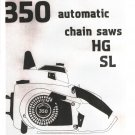 Chain Saw Parts List Homelite 350