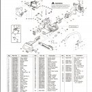 Chain Saw Parts List McCulloch Mac 2316AV