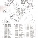 Chain Saw Parts List Mc Culloch , Mac Cat 335, 435, 440