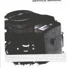 KOHLER Service Manual OHC 16,18 Fuel & Carb Manuals