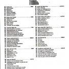 Homelite String Trimmer ST385BC Parts List