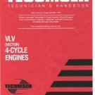TECUMSEN Techmician's Handbook Victor 4-Cycle Engines