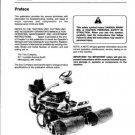 TORO Greensmaster 3100/3050 Service Manual