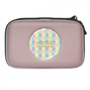 Custom PINK NDS Lite Travel Case Customize Promotional Item Personalize It