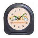 Custom BLACK Travel Alarm Clock Customize Promotional Item Personalize It