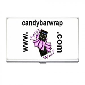 Custom Business Card Holder Customize Promotional Item Personalize It