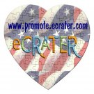 Logo Jigsaw Puzzle HEART Customize Promotional Item Personalize It