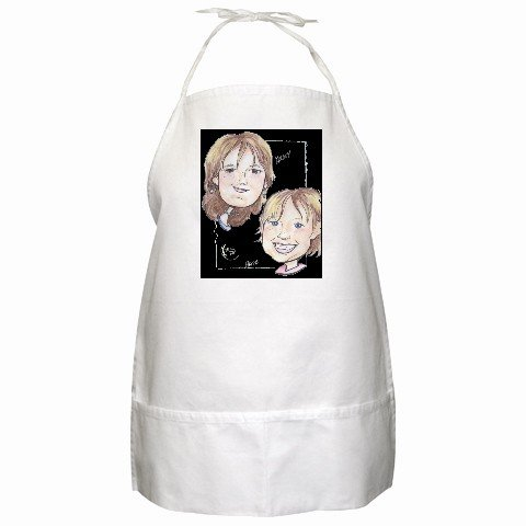 Customized BBQ Apron Custom Promotional Item Personalize It