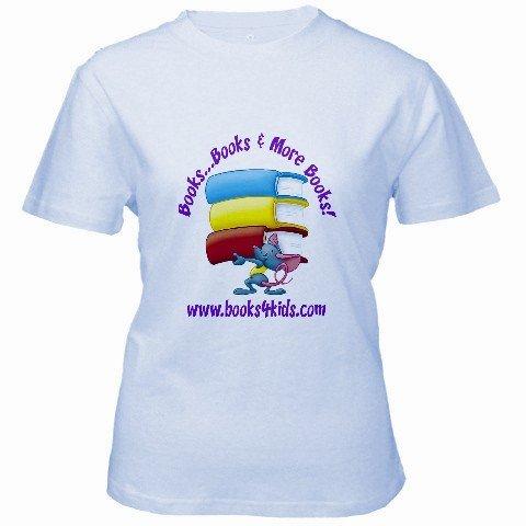 Custom Baby Blue Women's T-Shirt Large Customized Promotional Personalize It Logo Item