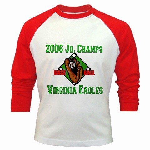 Baseball Jersey Custom Sports Team Uniform Medium Red White Customize Personalize Logo