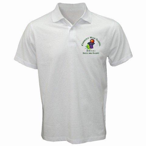 Custom Golf Polo Shirt Small Customize Personalize Business Logo