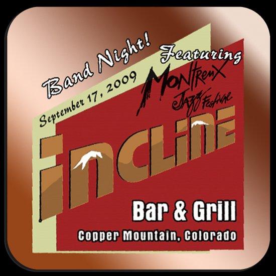 Custom Square Bar Coaster Set of 6 Customize Promotional Item Bar Restaurant #CT