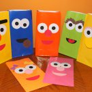 Sesame Street Treat Bags without Handles