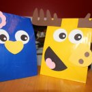 Moose and Zee Favor Bags