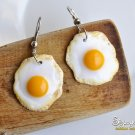 Fried Eggs Earrings