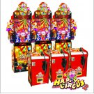 Happy Circus Arcade Ticket Redemption Game Machine