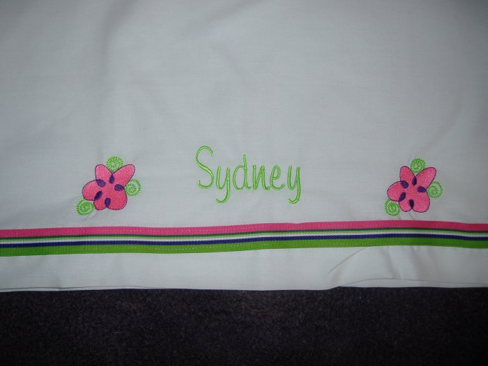 Personalized pillowcases