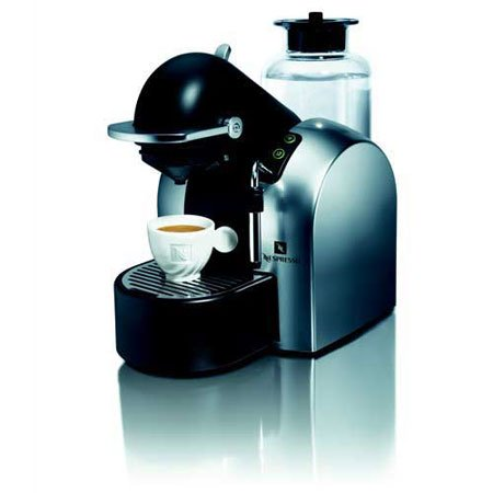 Factory Reconditioned NESPRESSO D290 AUTOMATIC ESPRESSO MACHINE CHROME