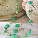 Prairie Turquoise Jewelry Set
